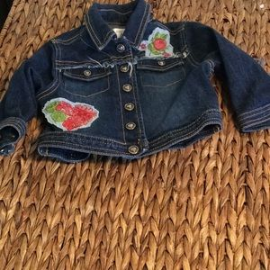 Children's Place Denim Jacket 12months